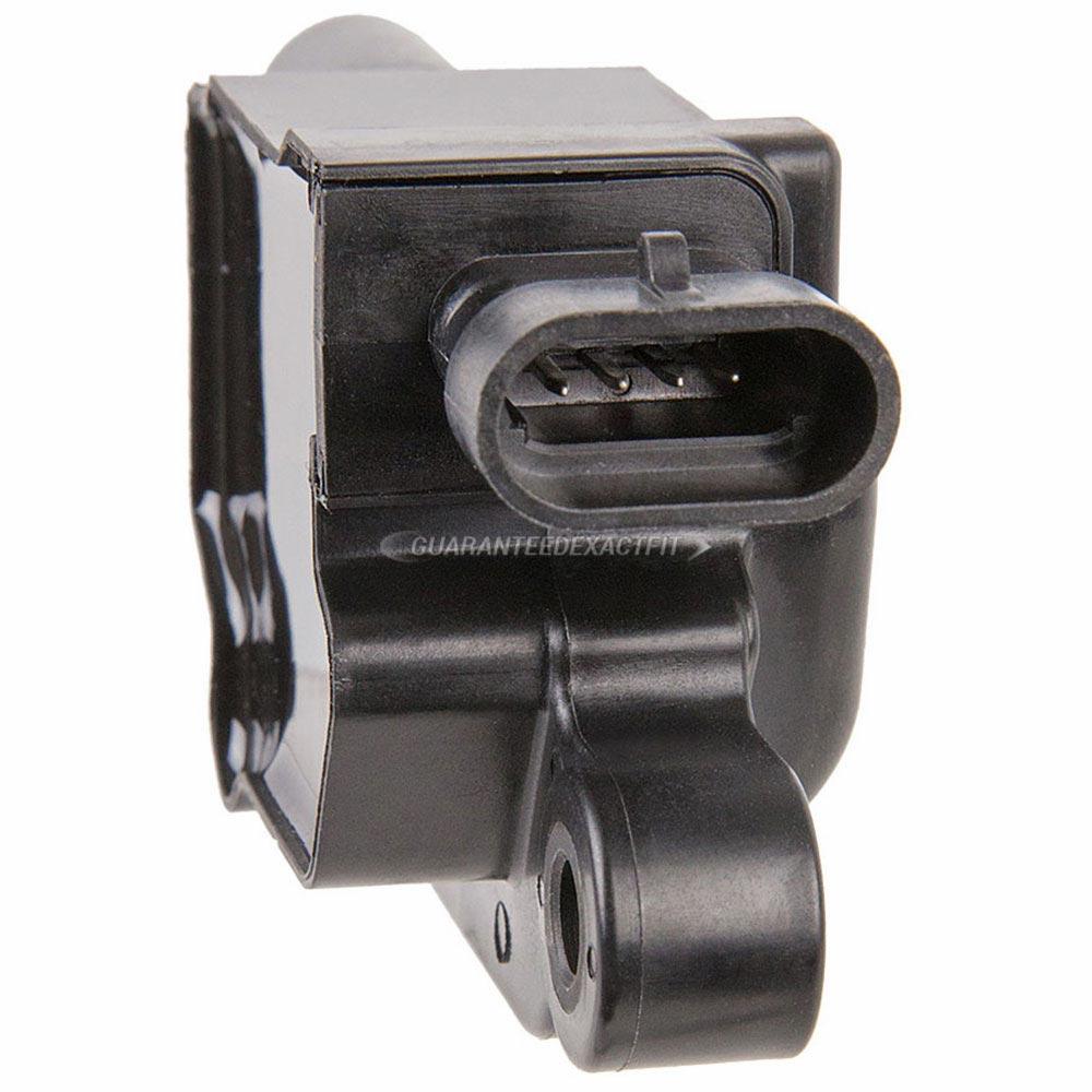 Ignition Coil Trailblazer: 2005 Chevrolet Trailblazer Ignition Coil 5.3 V8