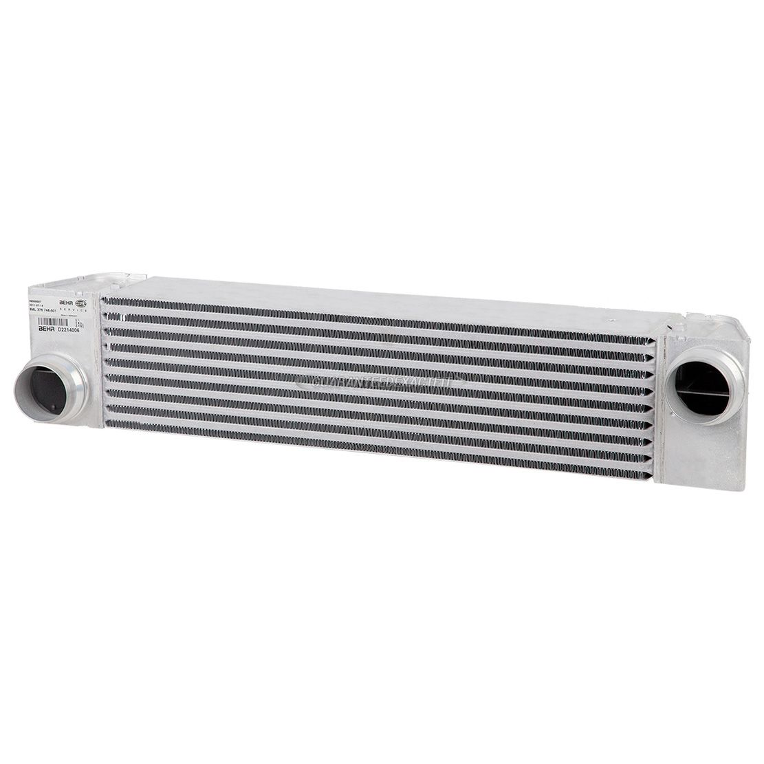 BMW 528 Intercooler