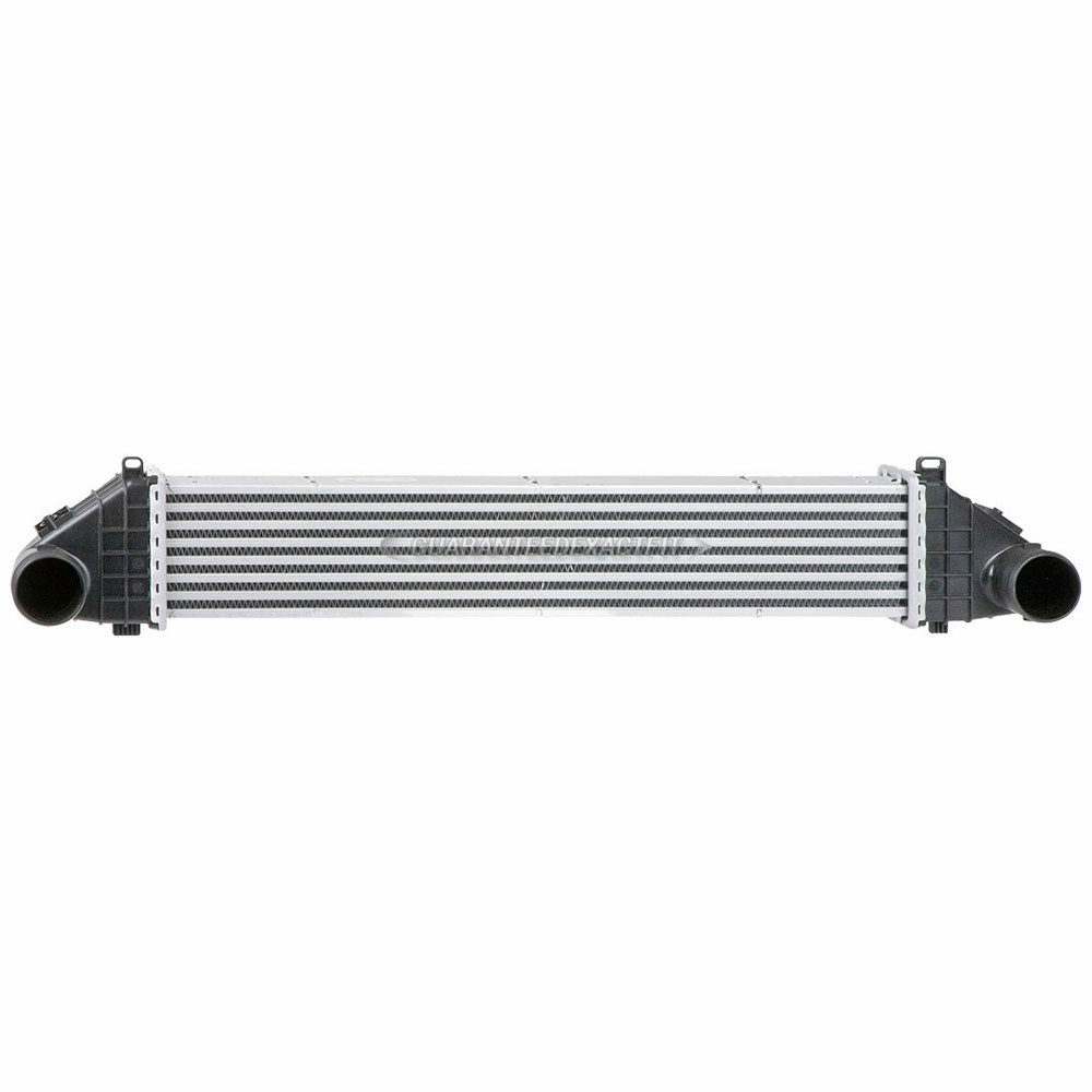 Volvo C70 Intercooler
