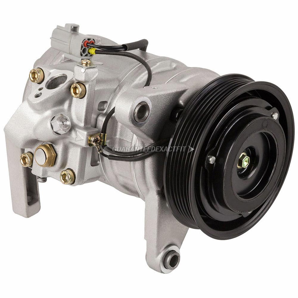 Lexus GS300 Remanufactured Compressor w Clutch