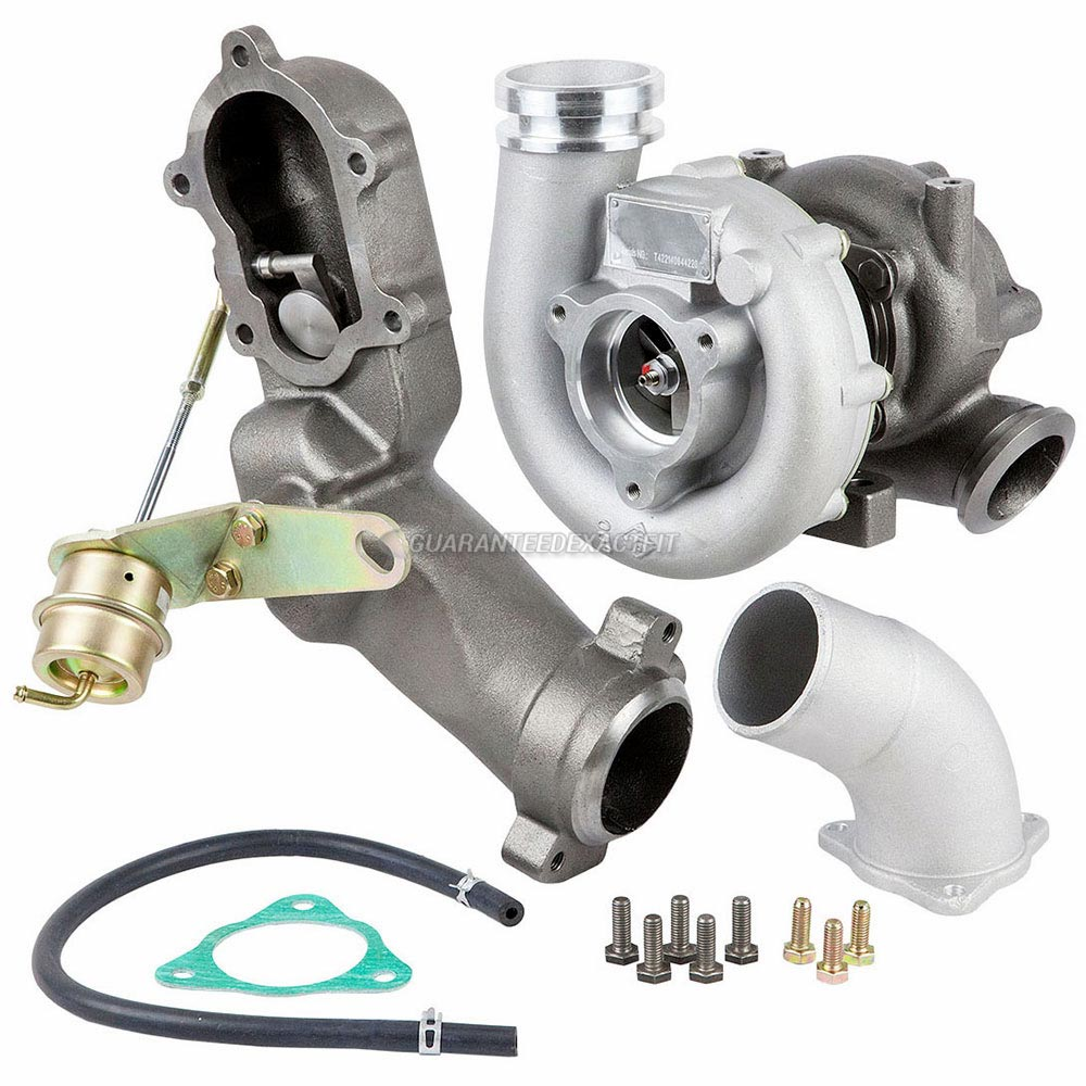 Hummer H1 Turbocharger