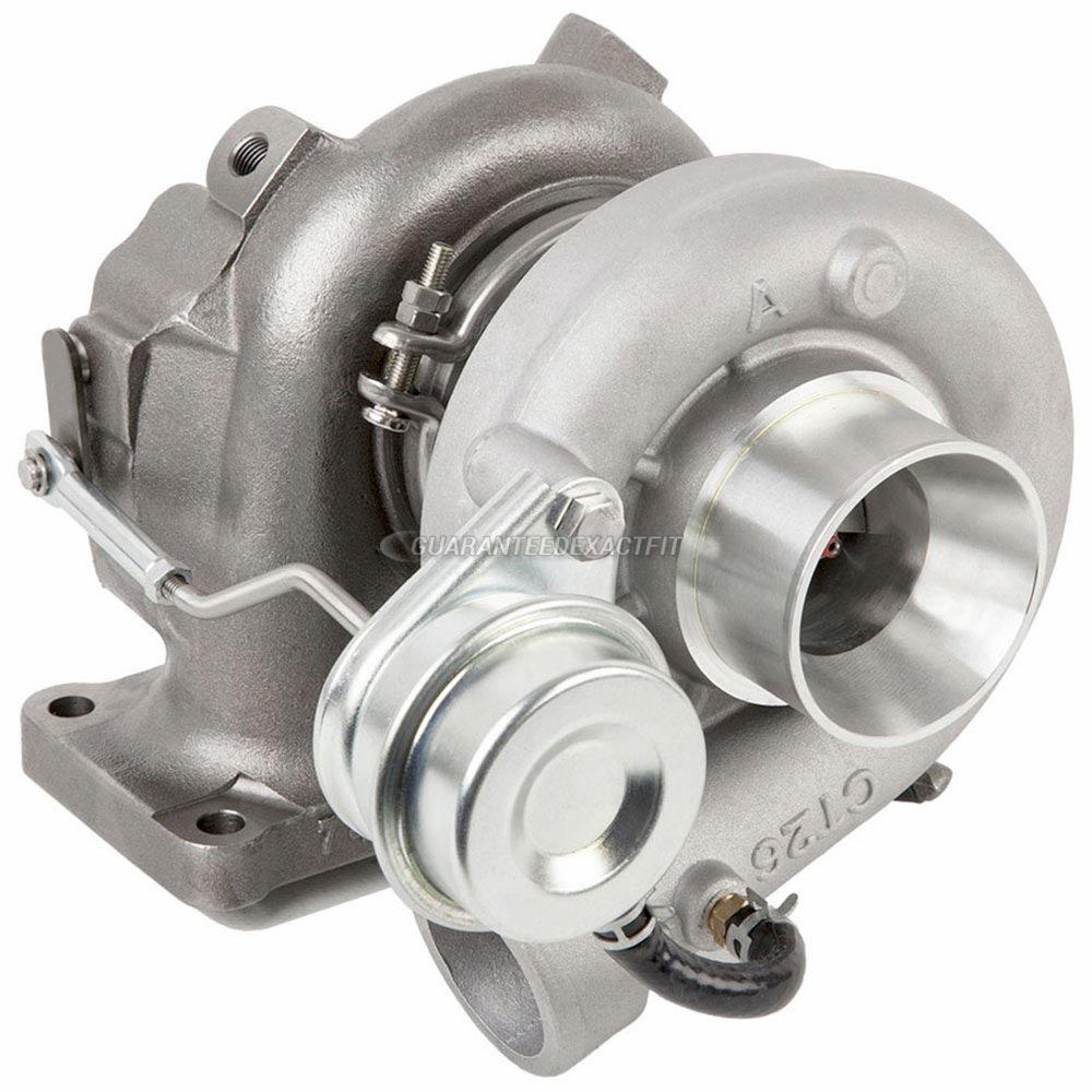 Toyota Turbocharger - OEM & Aftermarket Replacement Parts