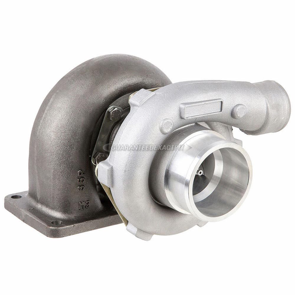 Case  Turbocharger