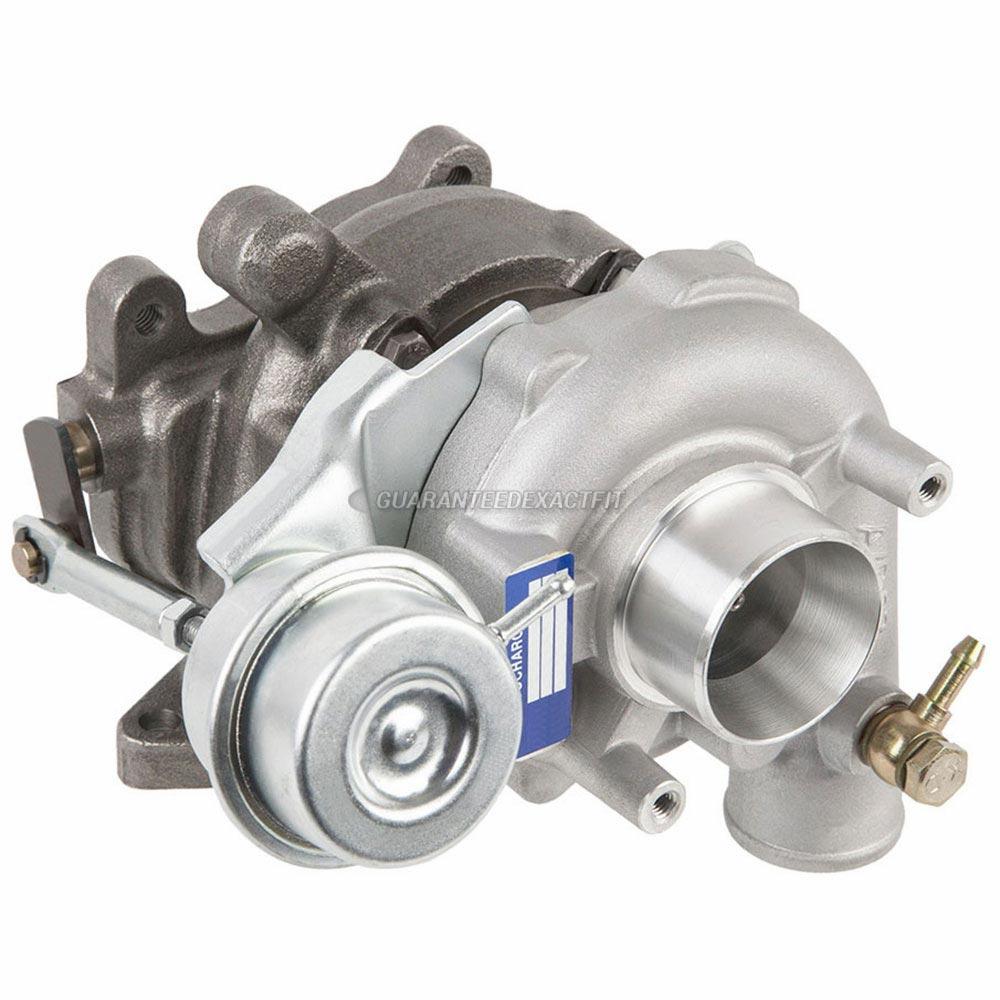 Volkswagen Golf Turbocharger