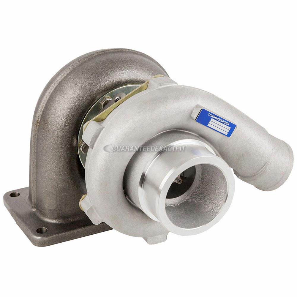 BuyAutoParts 40-30621AN Turbocharger