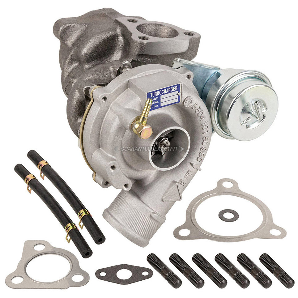 2003 Audi A4 Turbocharger 1.8L Engine 40-30002 HP