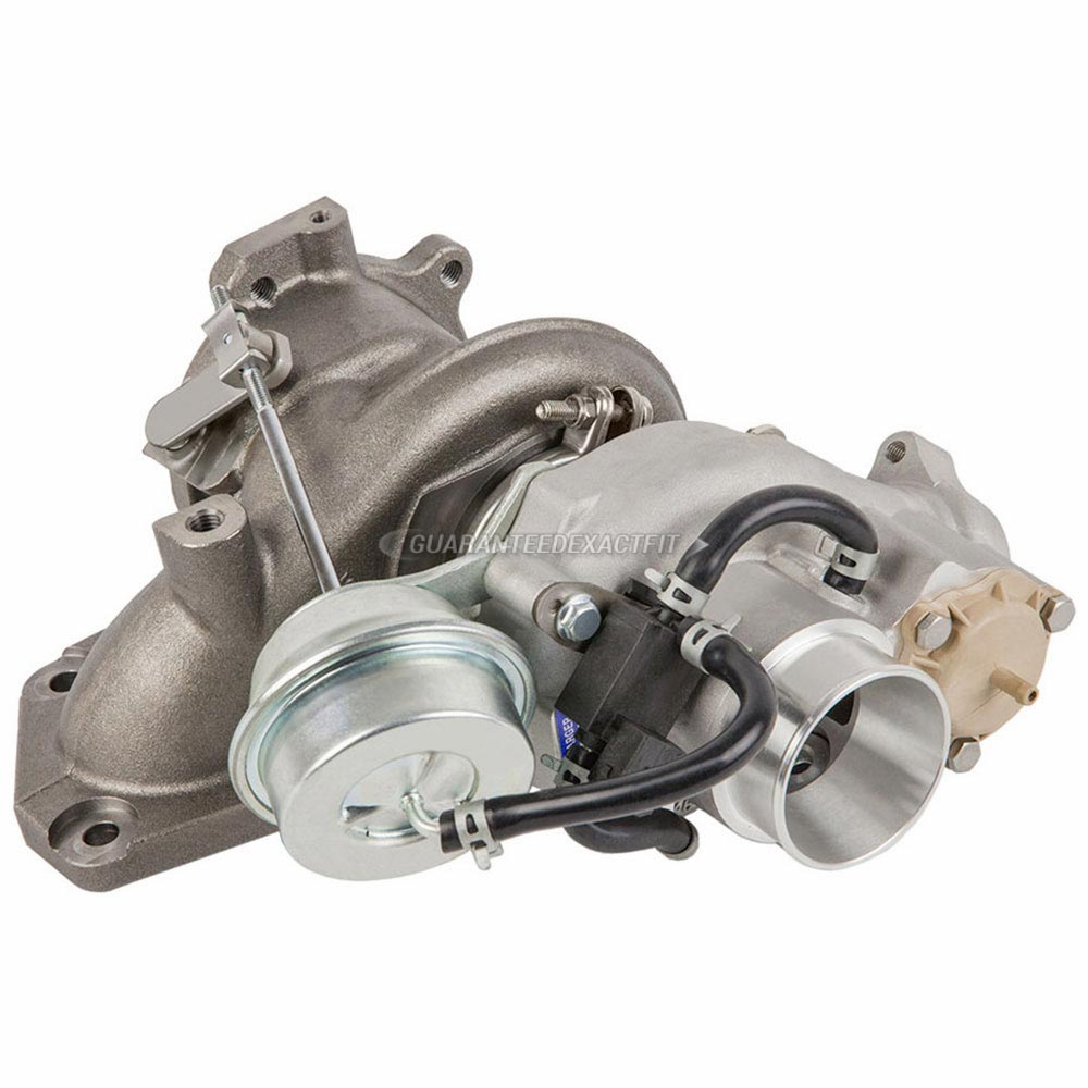 Chevrolet Cobalt Turbocharger