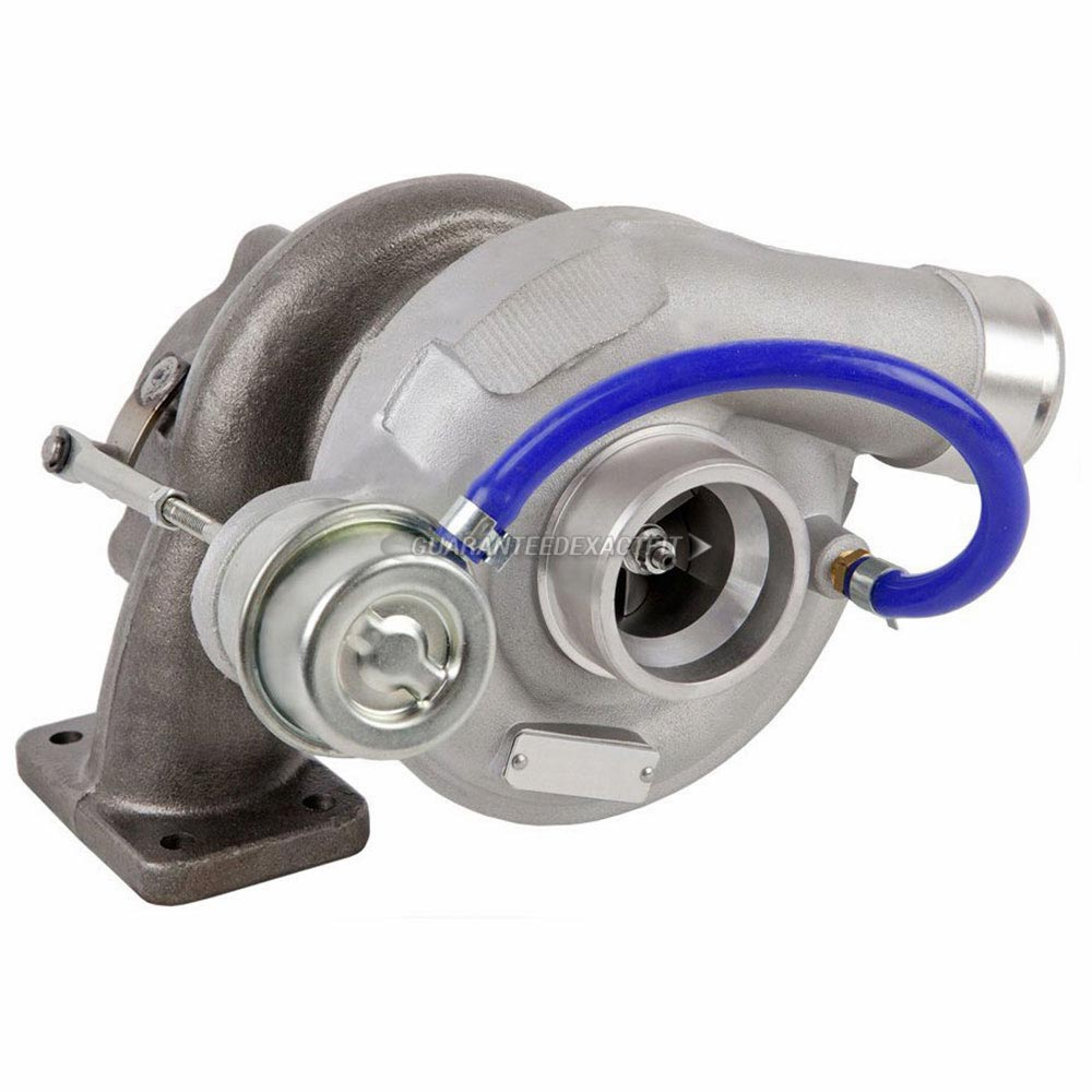 Perkins Industrial Engines  Turbocharger