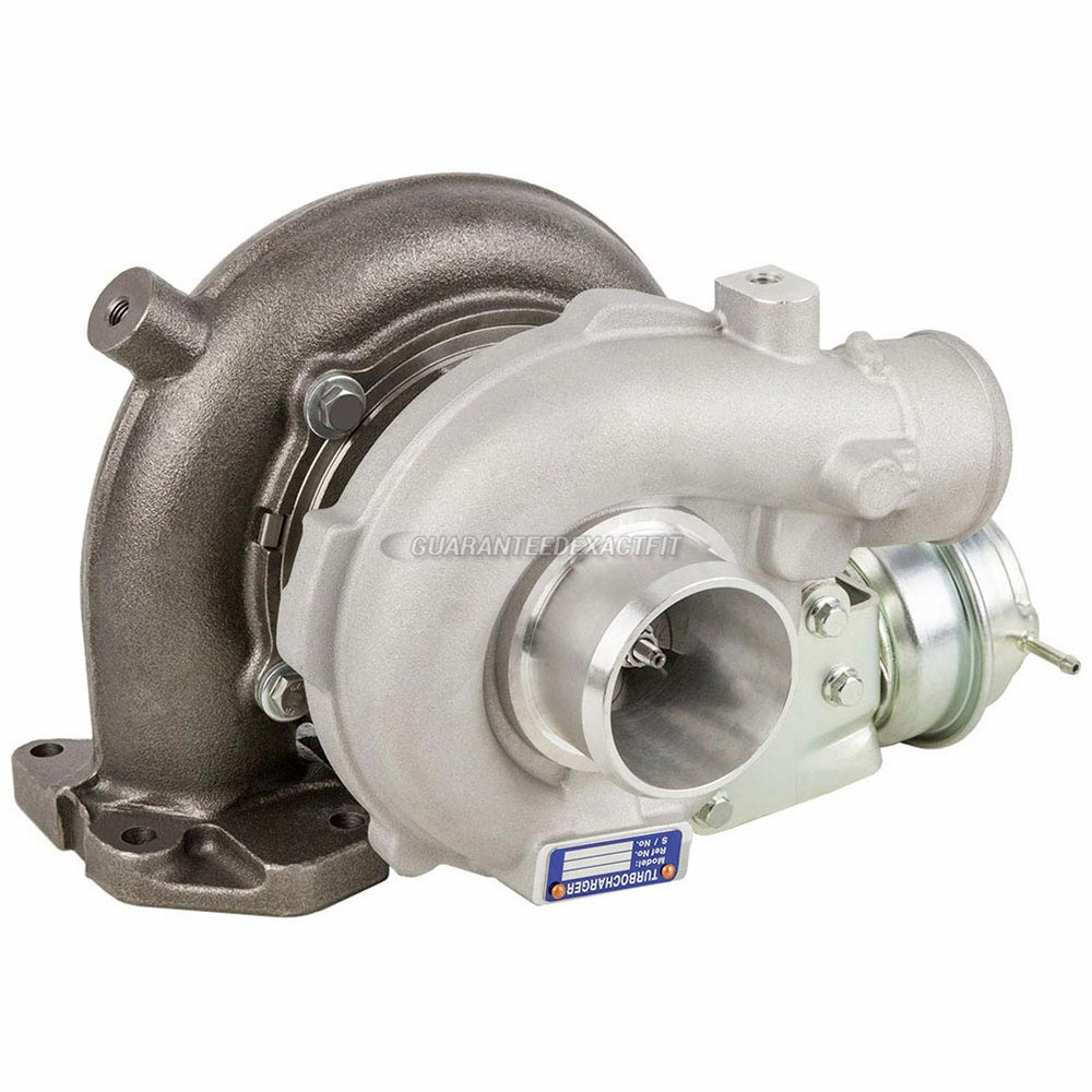 Jeep  Turbocharger