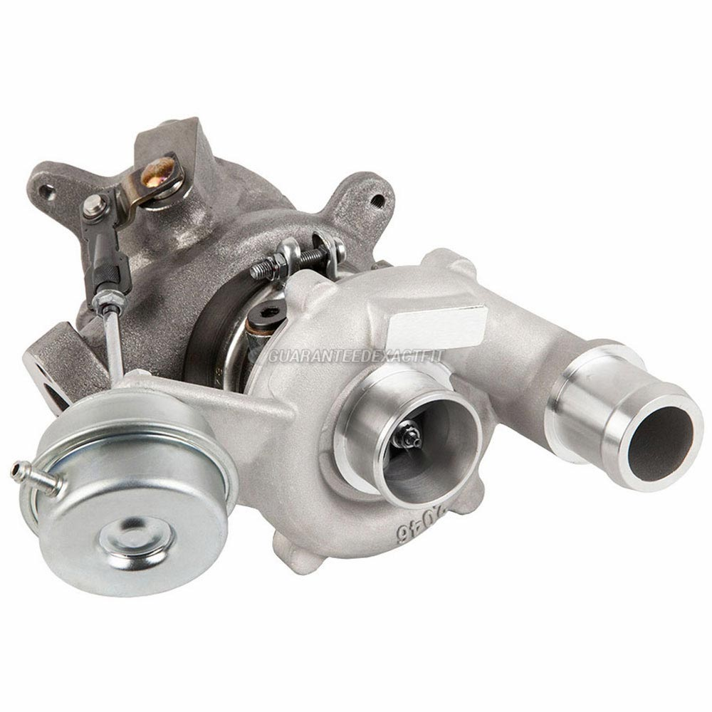 Lincoln MKS Turbocharger