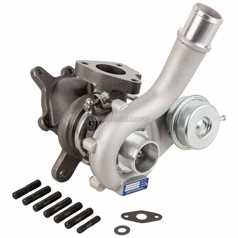 Ford Flex Turbocharger
