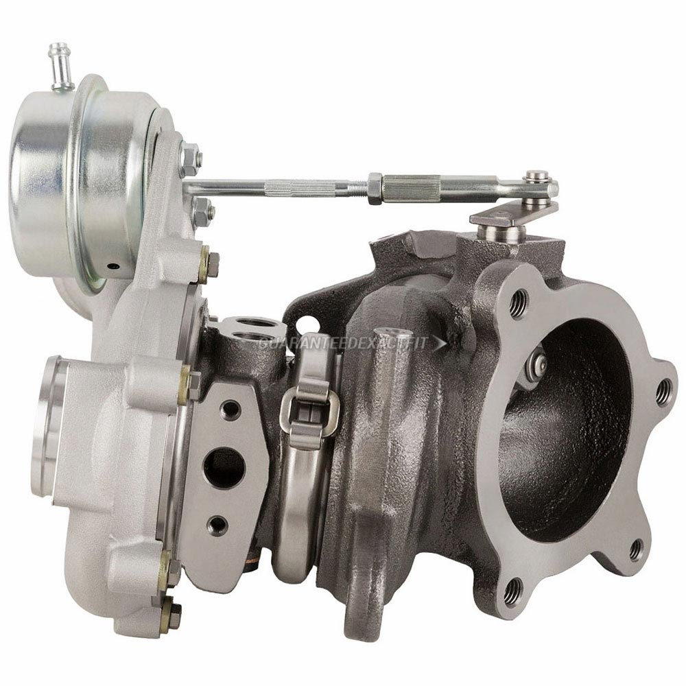 Lincoln Mks Parts: 2014 Lincoln MKS Turbocharger 3.5L Twin Turbo EcoBoost