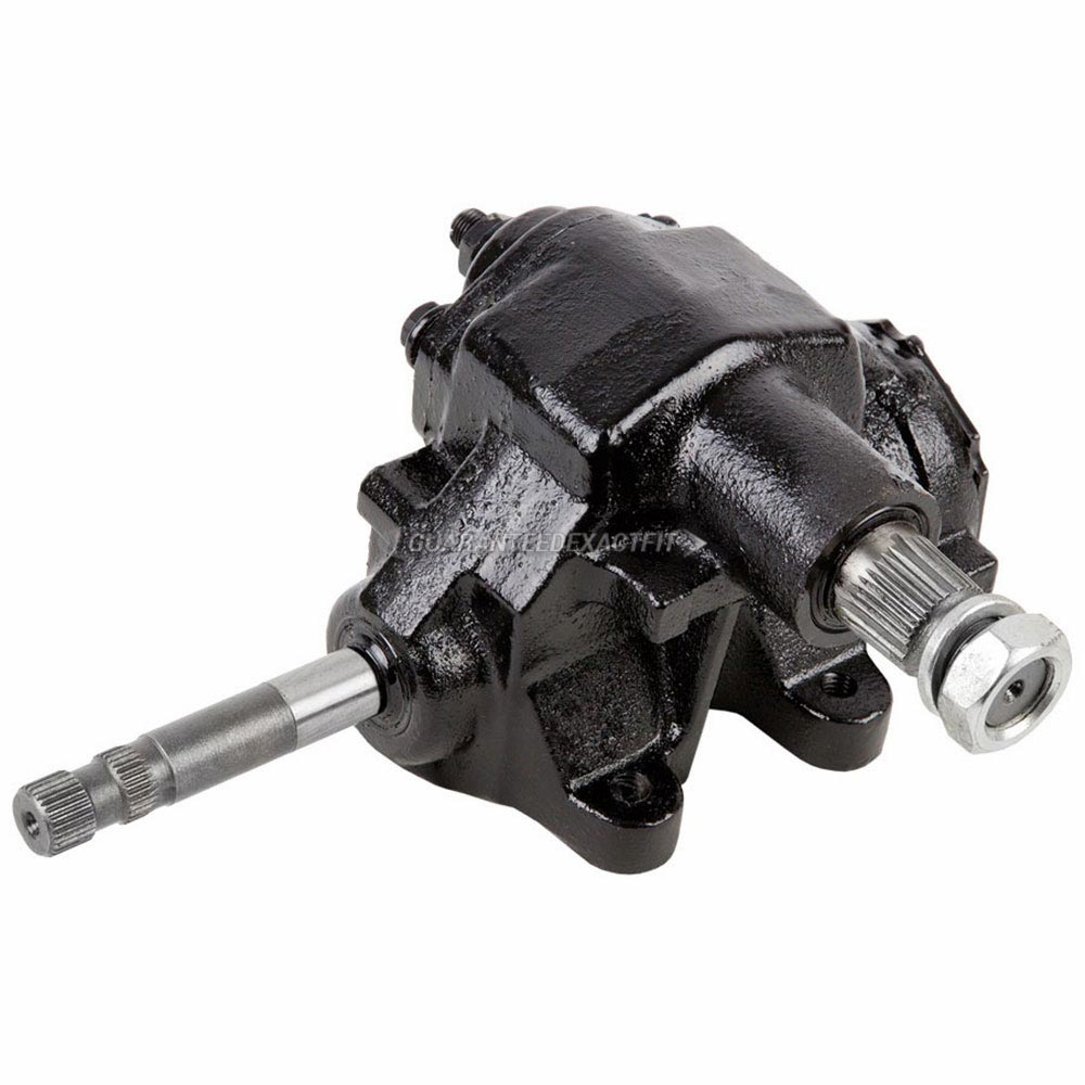 Jeep  Manual Steering Gear Box