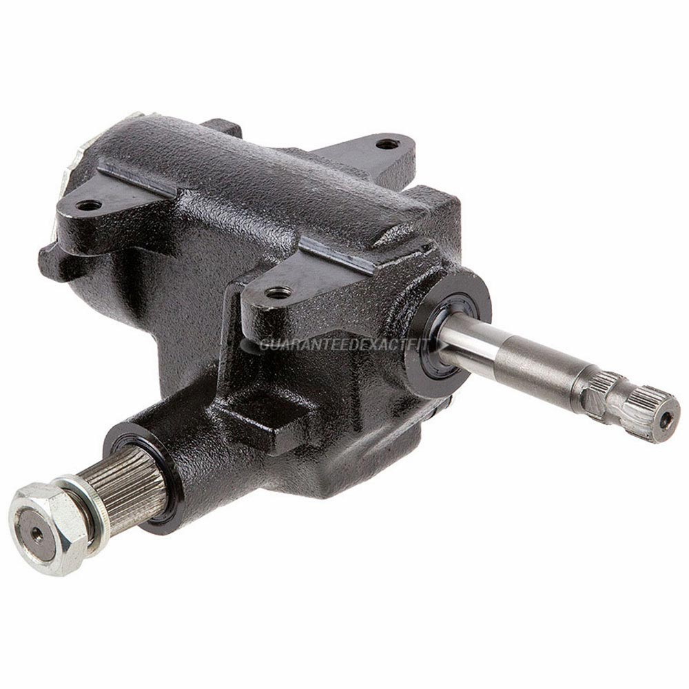 Ford Ranger Manual Steering Gear Box