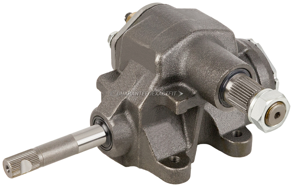 Jeep Jeepster Manual Steering Gear Box