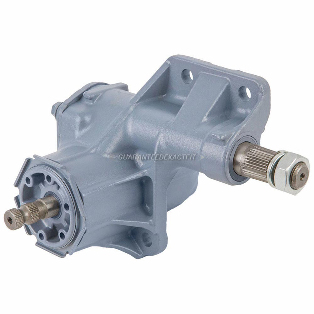 Dodge Dart Manual Steering Gear Box