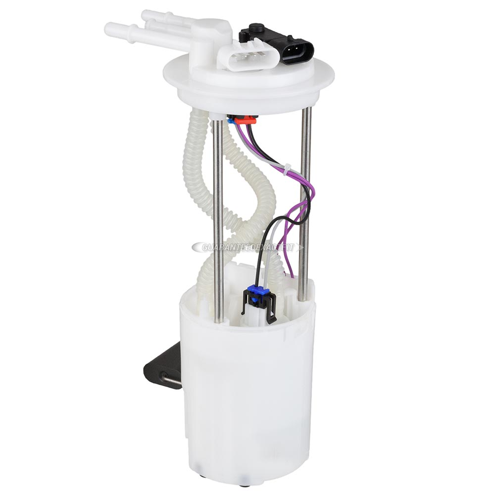 2002 Isuzu Rodeo Fuel Pump Assembly Excluding Sport Models