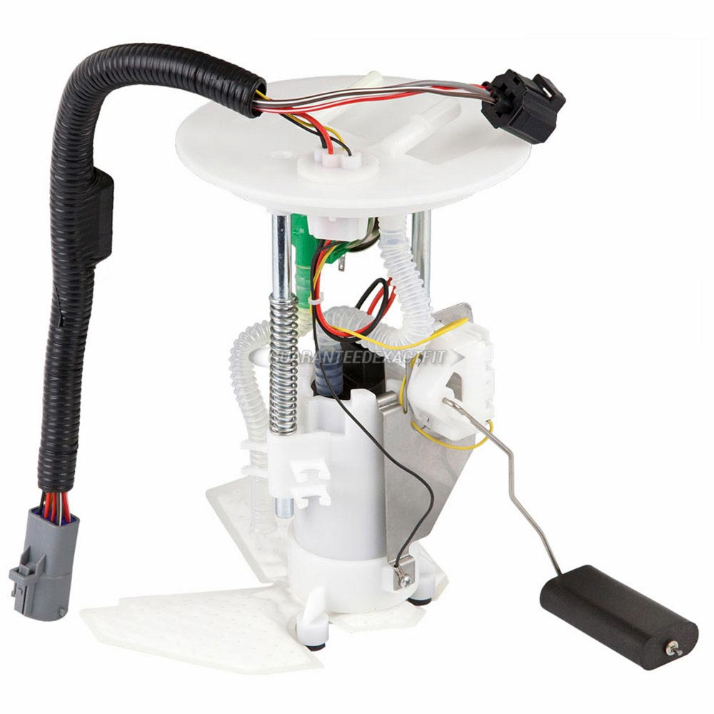 2002 Mercury Mountaineer Fuel Pump Assembly