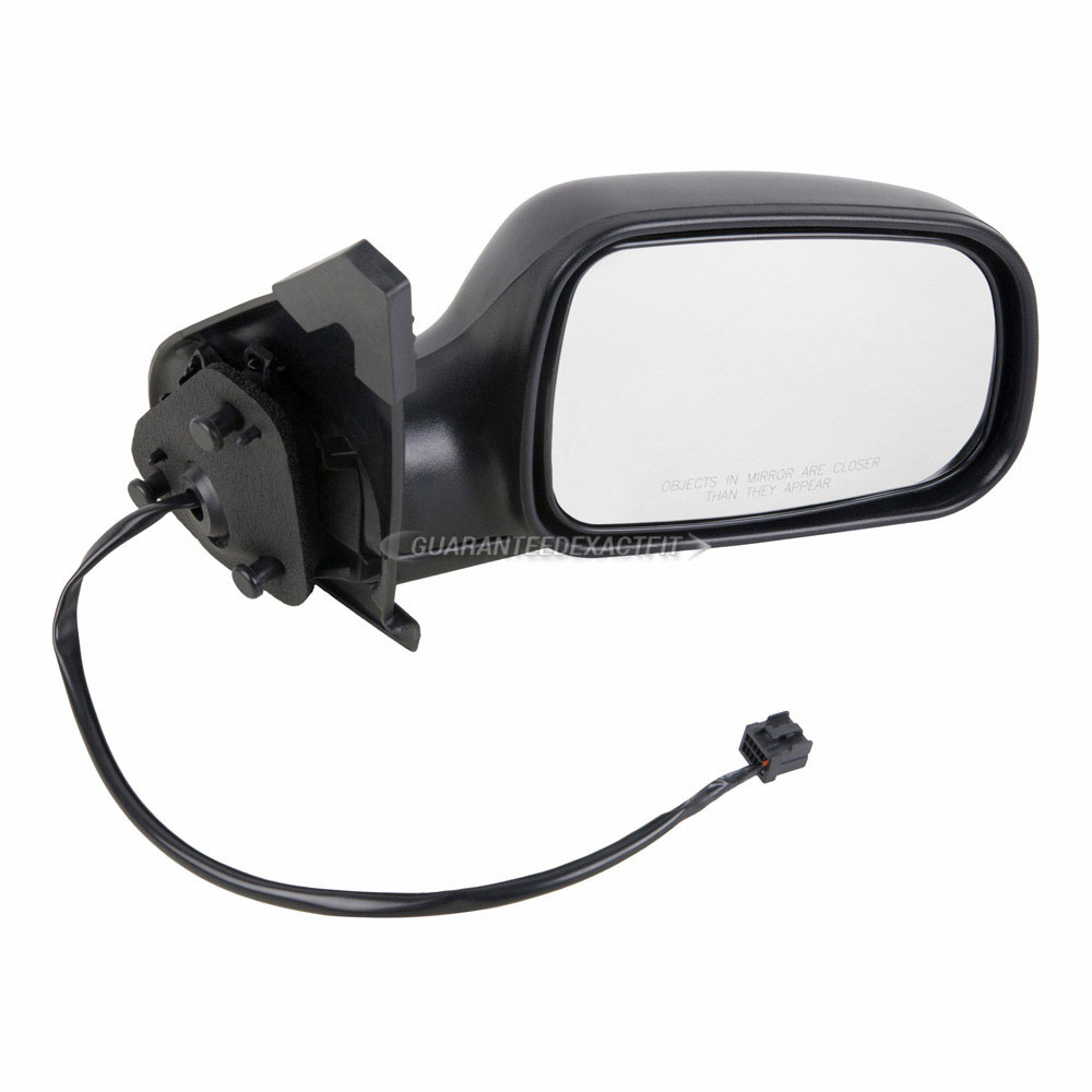 BuyAutoParts 14-11415MJ Side View Mirror
