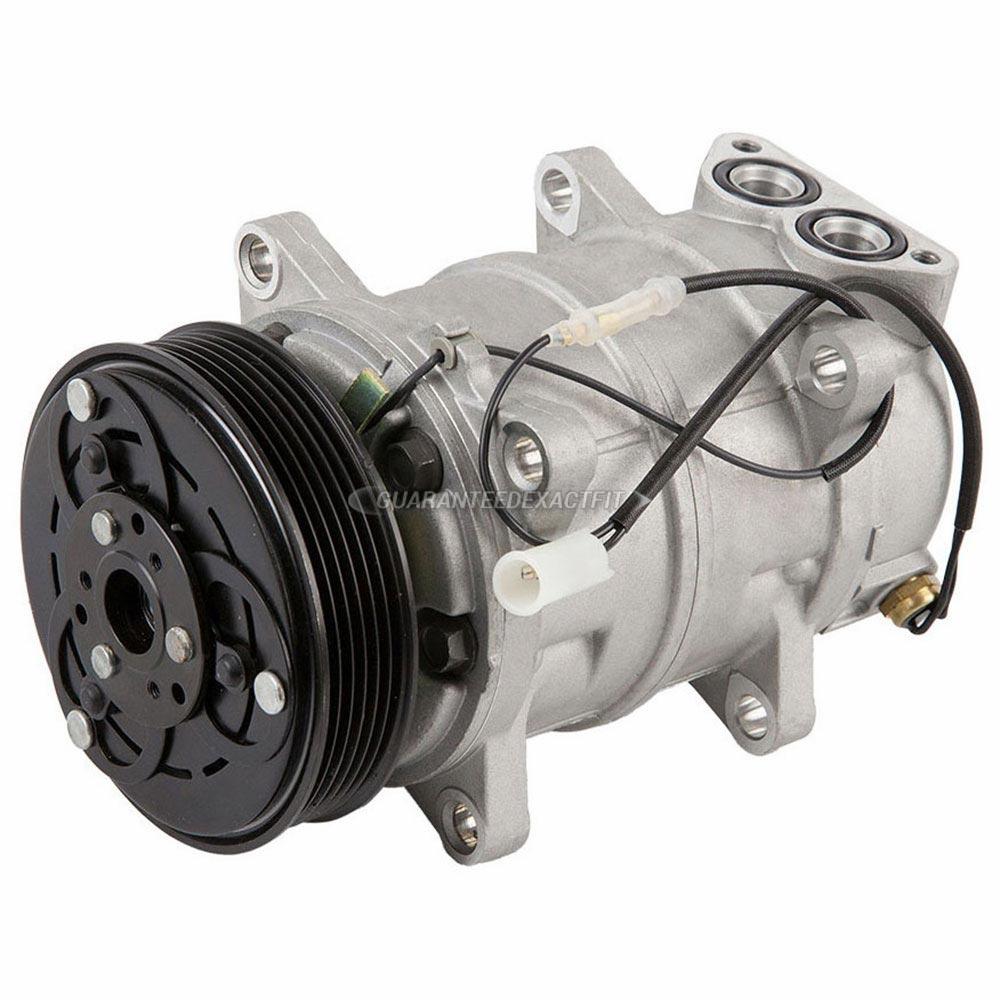 Volvo 960 Remanufactured Compressor w Clutch