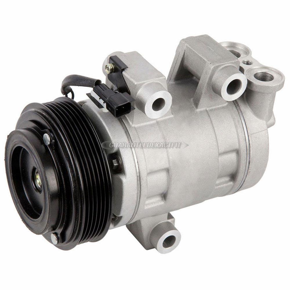 Pontiac Torrent New xSTOREx Compressor w Clutch
