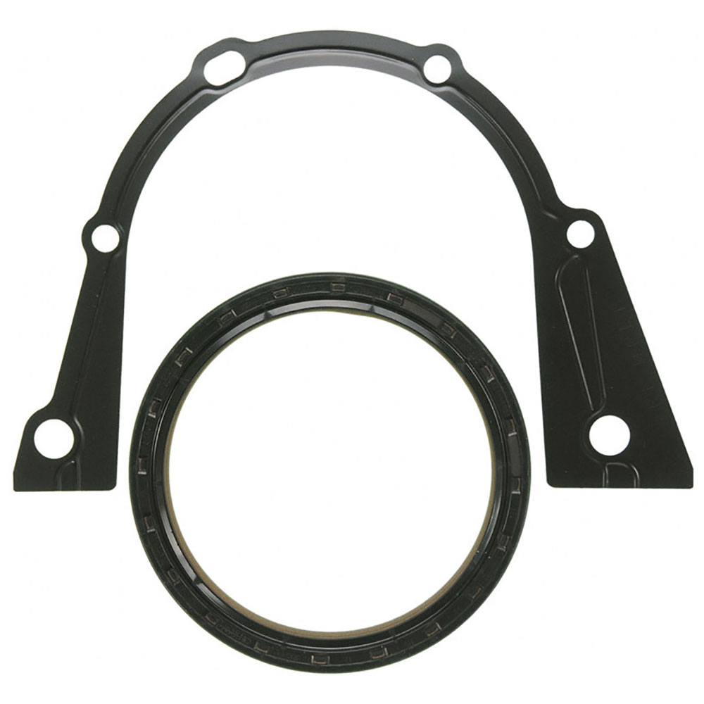 BMW 318ti Engine Gasket Set - Rear Main Seal