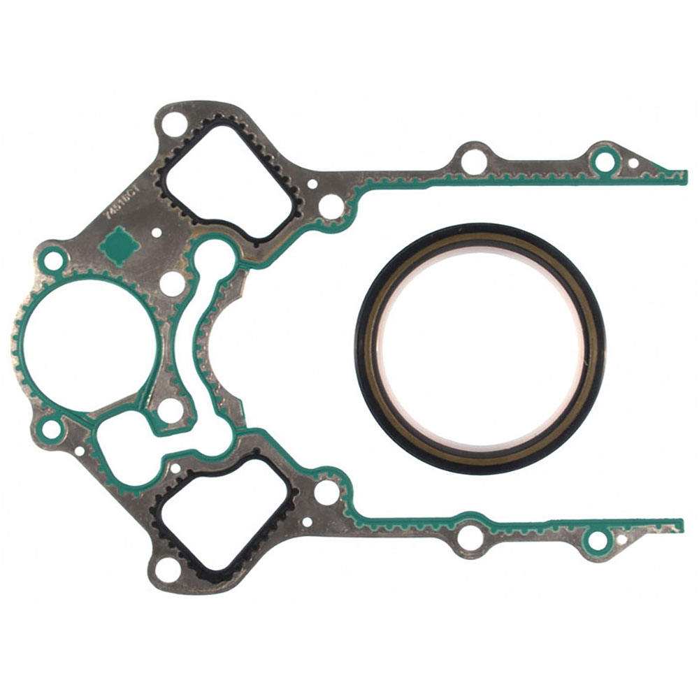 Buick LaCrosse Engine Gasket Set - Rear Main Seal