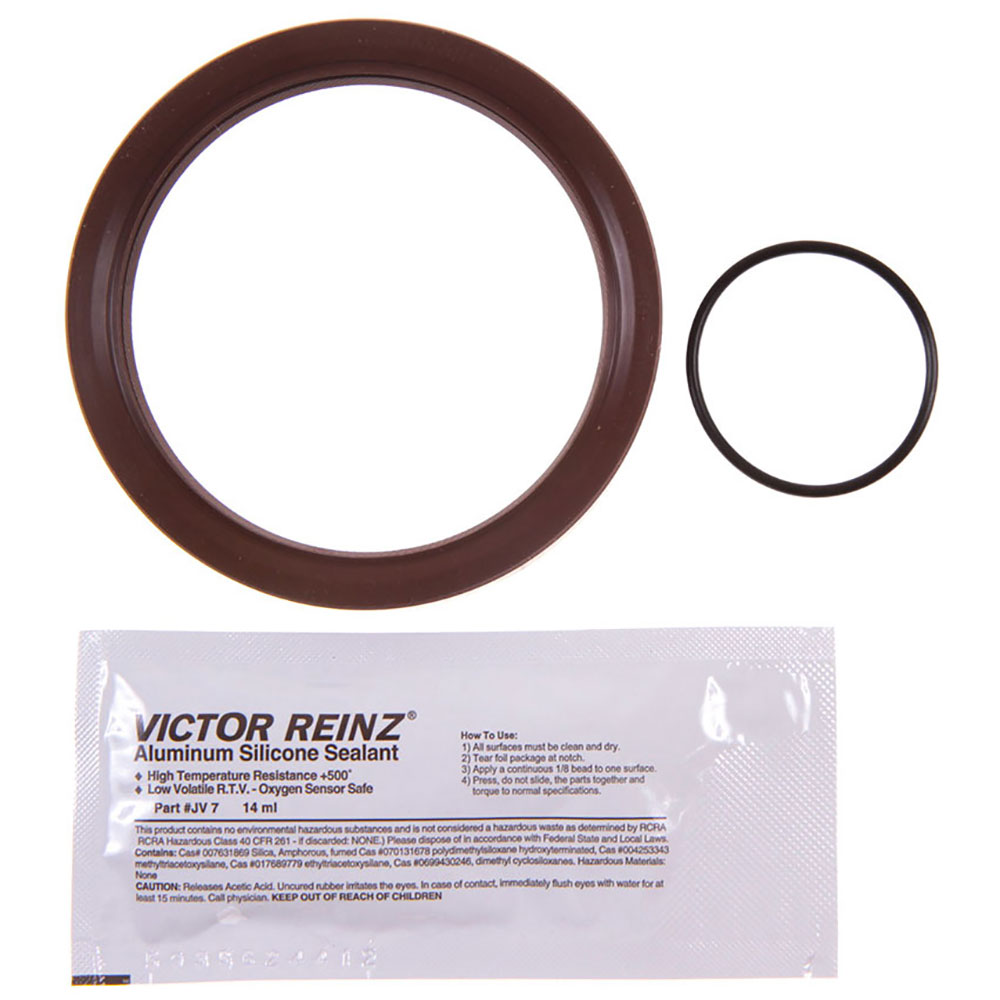 Acura Legend Engine Gasket Set - Rear Main Seal
