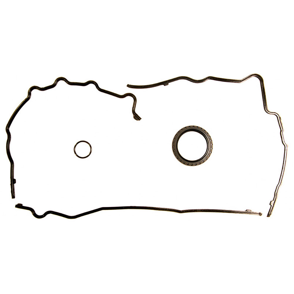 Mazda Tribute Engine Gasket Set Timing Cover Oem Aftermarket 2005 Diagram