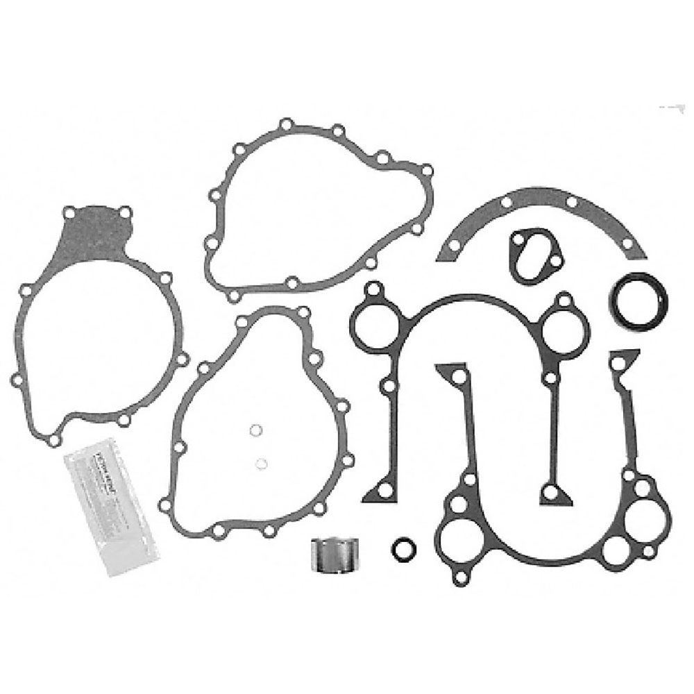 1972 Pontiac Ventura Engine Gasket Set - Timing Cover