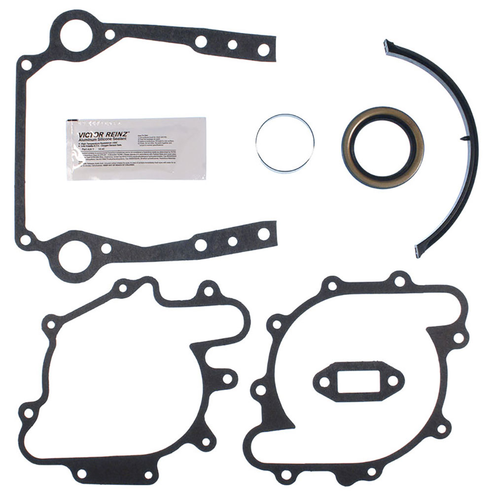 Oldsmobile 442 Engine Gasket Set - Timing Cover