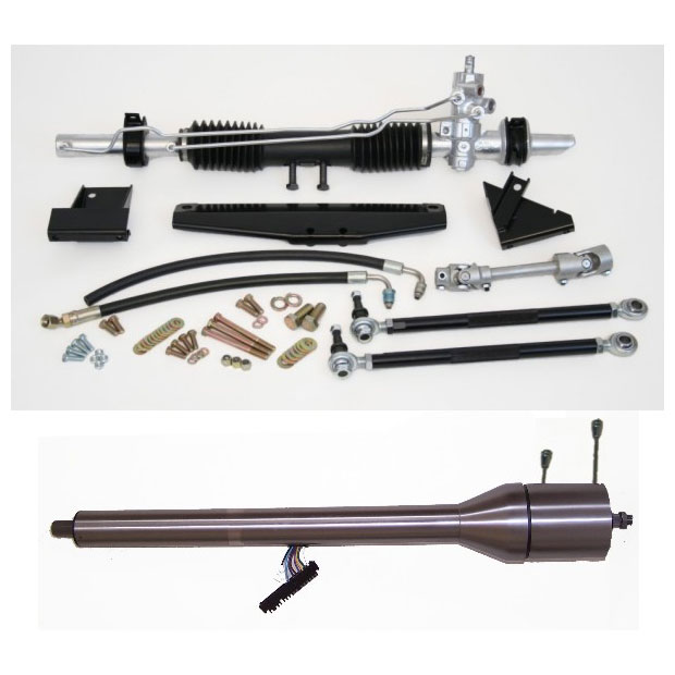 Ford  Steering Rack Conversion Kit