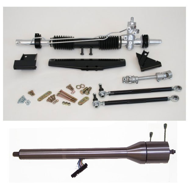 Specialty_and_Performance View All Parts Steering Rack Conversion Kit