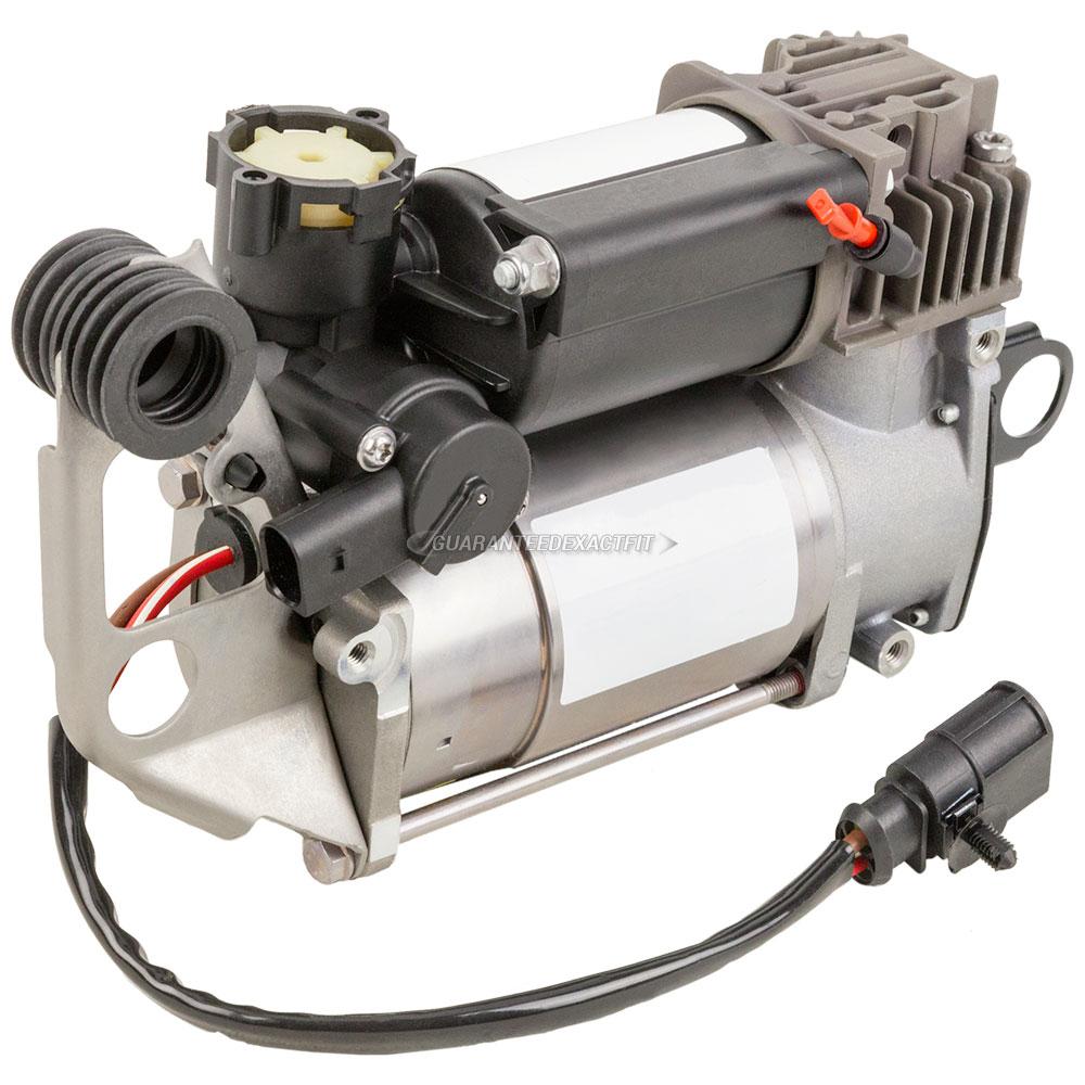 Oem Air Suspension Compressor For Porsche Cayenne Vw Touareg Audi Q7