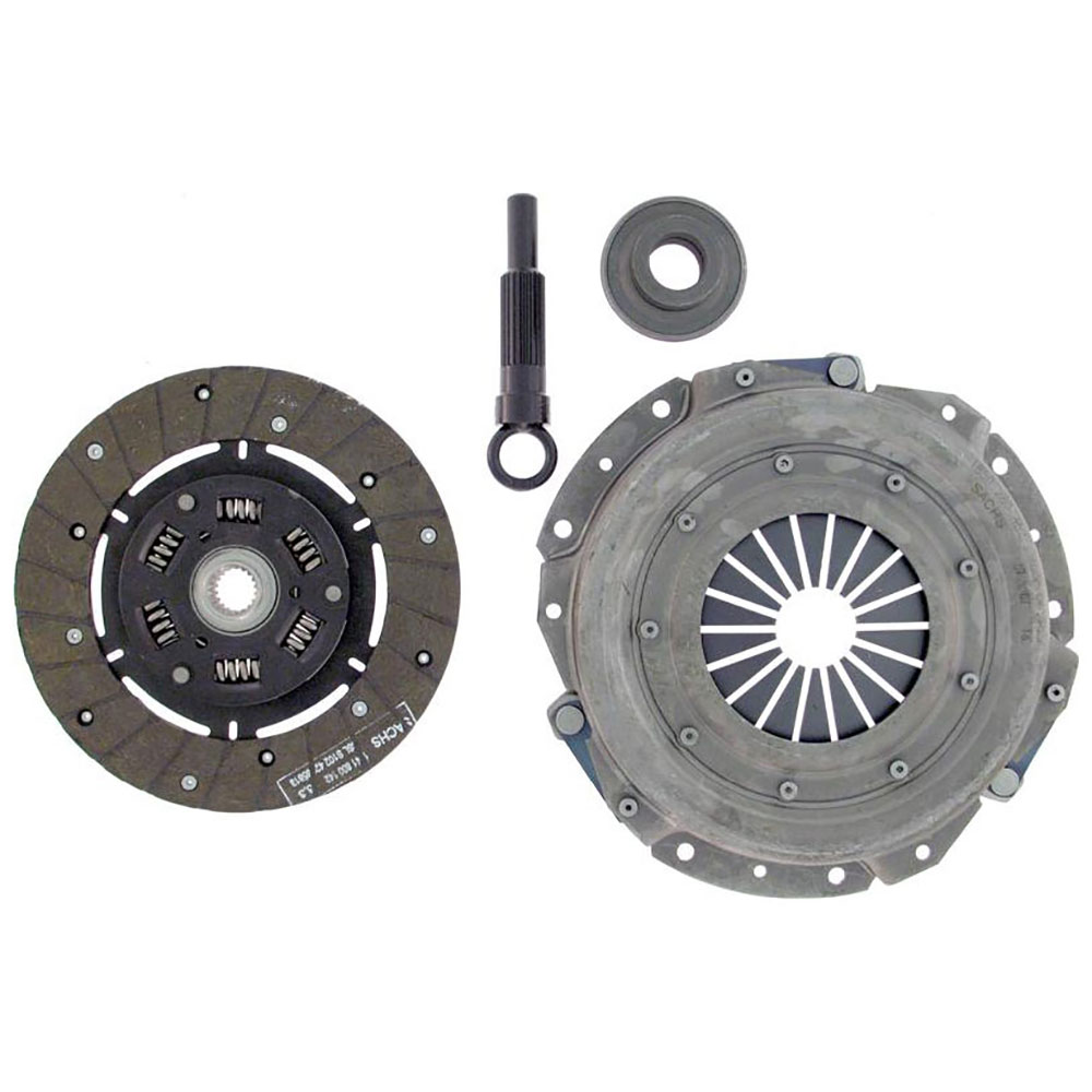 Fiat 124 Spider Clutch Kit