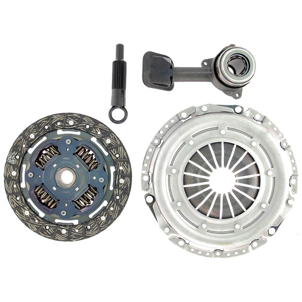Ford Focus Clutch Kit