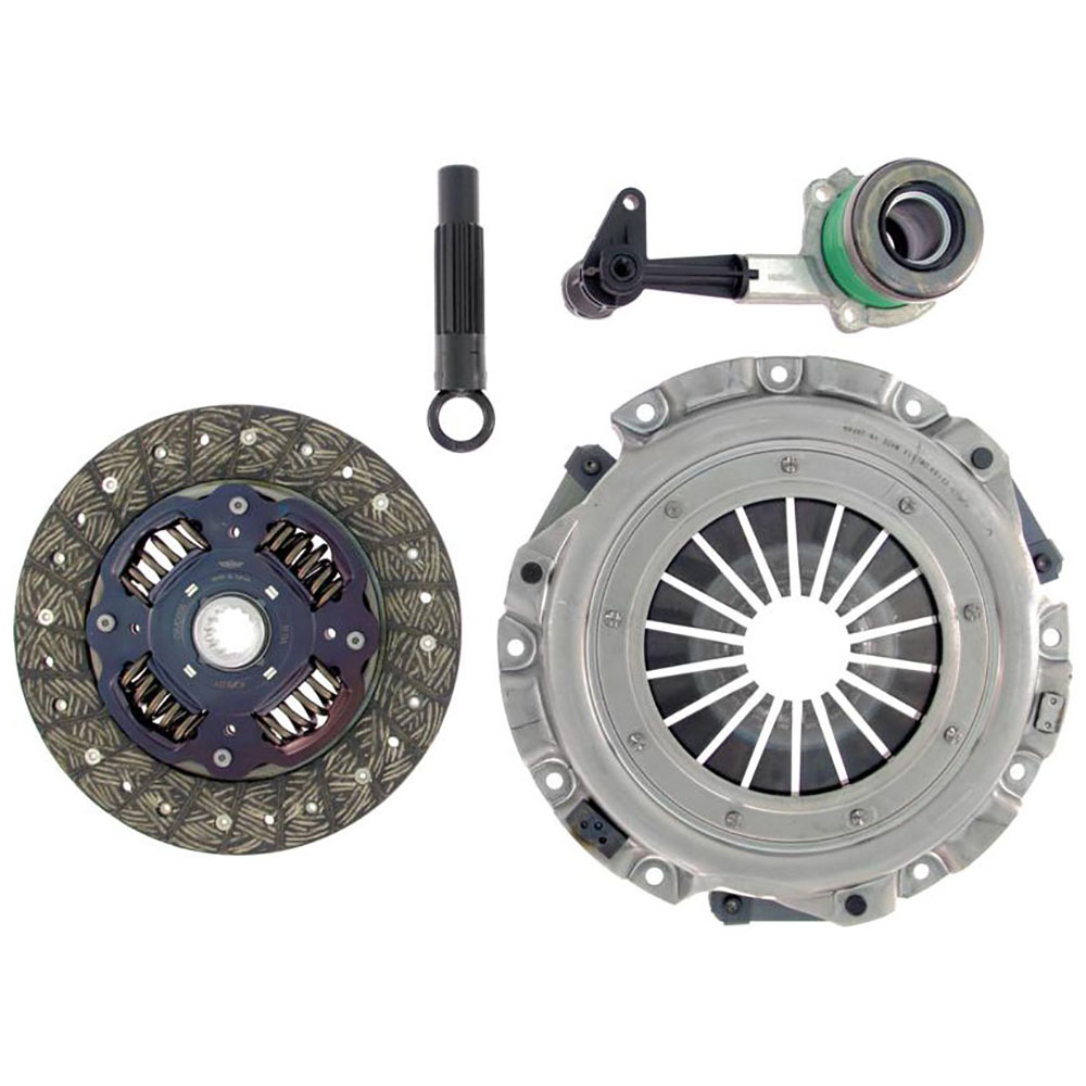 Pontiac Grand AM Clutch Kit