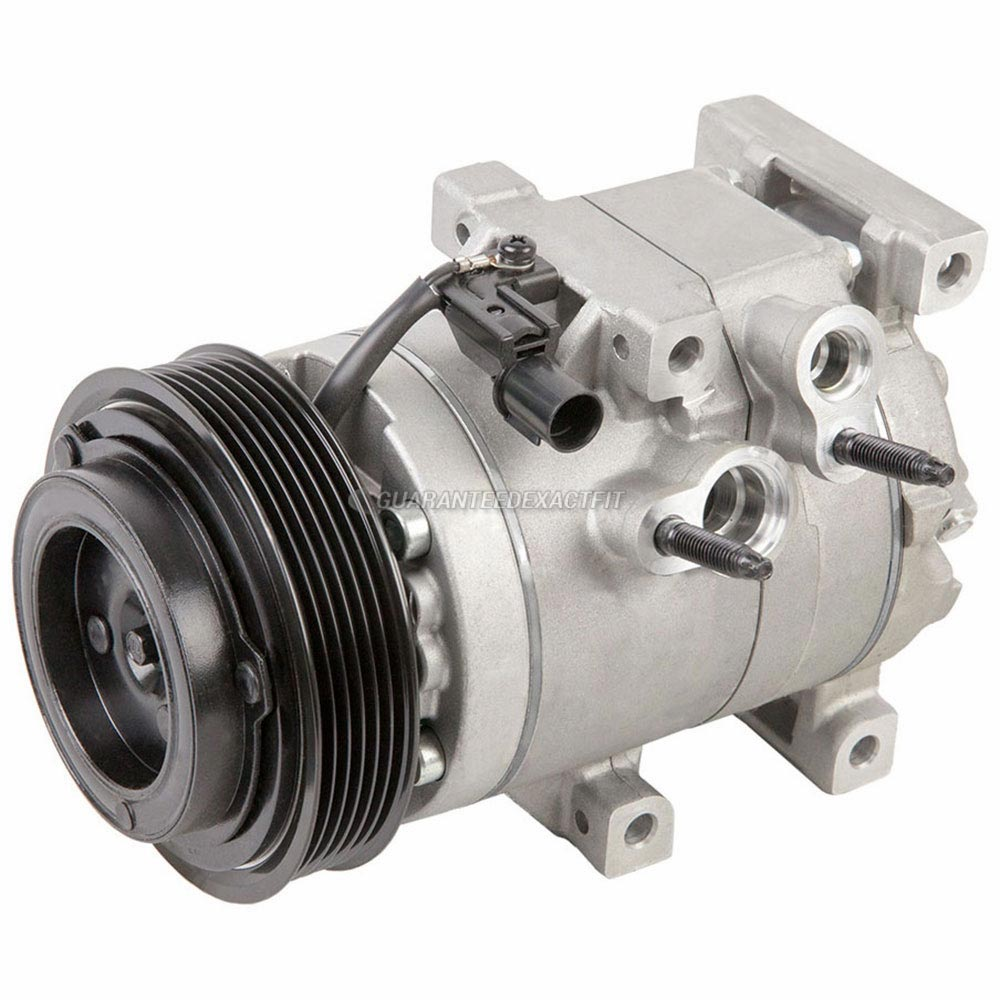 Kia Sedona New OEM Compressor w Clutch