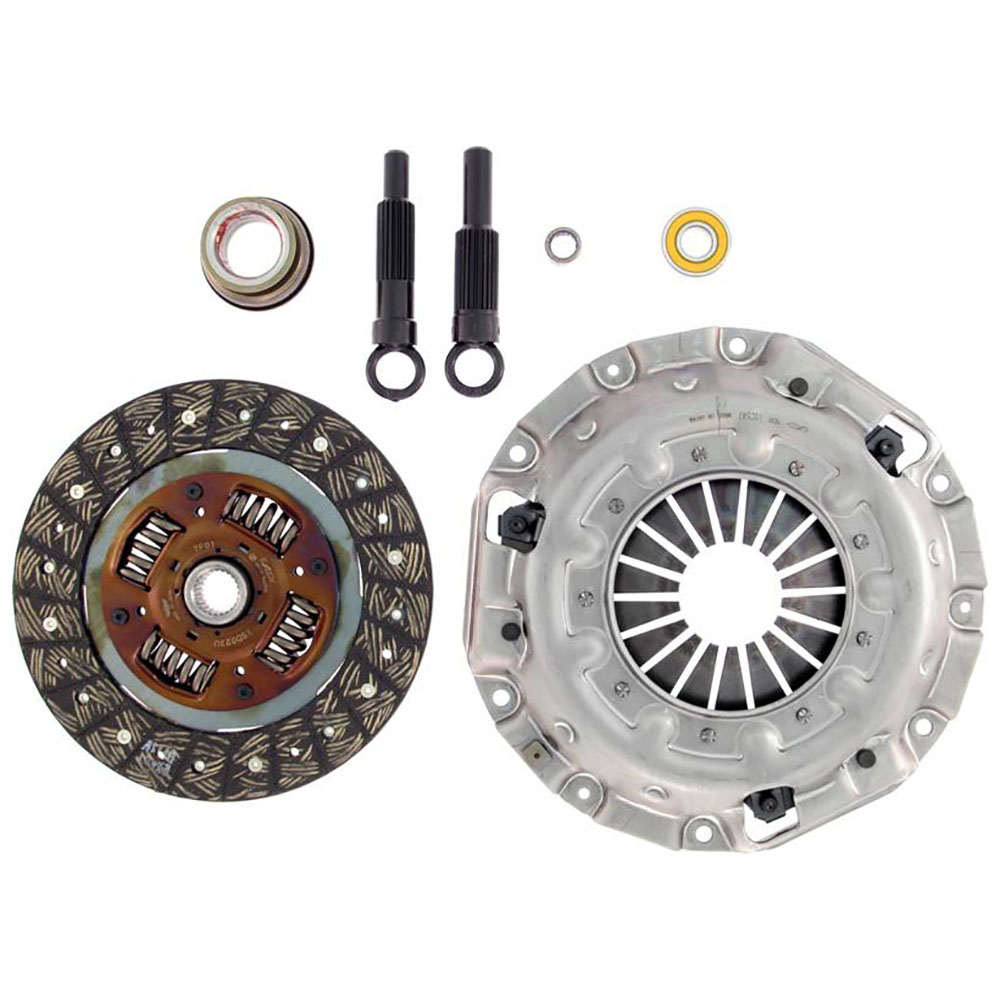 Isuzu Amigo Clutch Kit