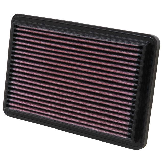 2000 mazda protege air filter 1 8l eng l4 eng k n. Black Bedroom Furniture Sets. Home Design Ideas
