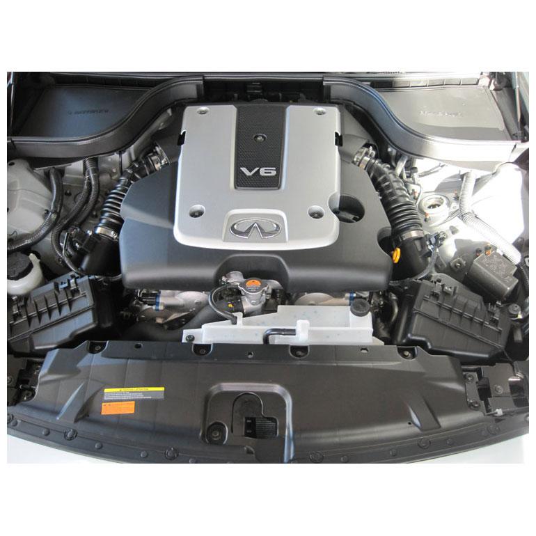 2010 Infiniti Ex Transmission: 2010 Infiniti EX35 Air Filter 3.5L Eng.