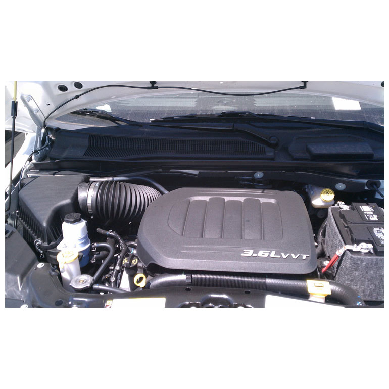 2014 Chrysler Town And Country Air Filter 3.6L Eng.