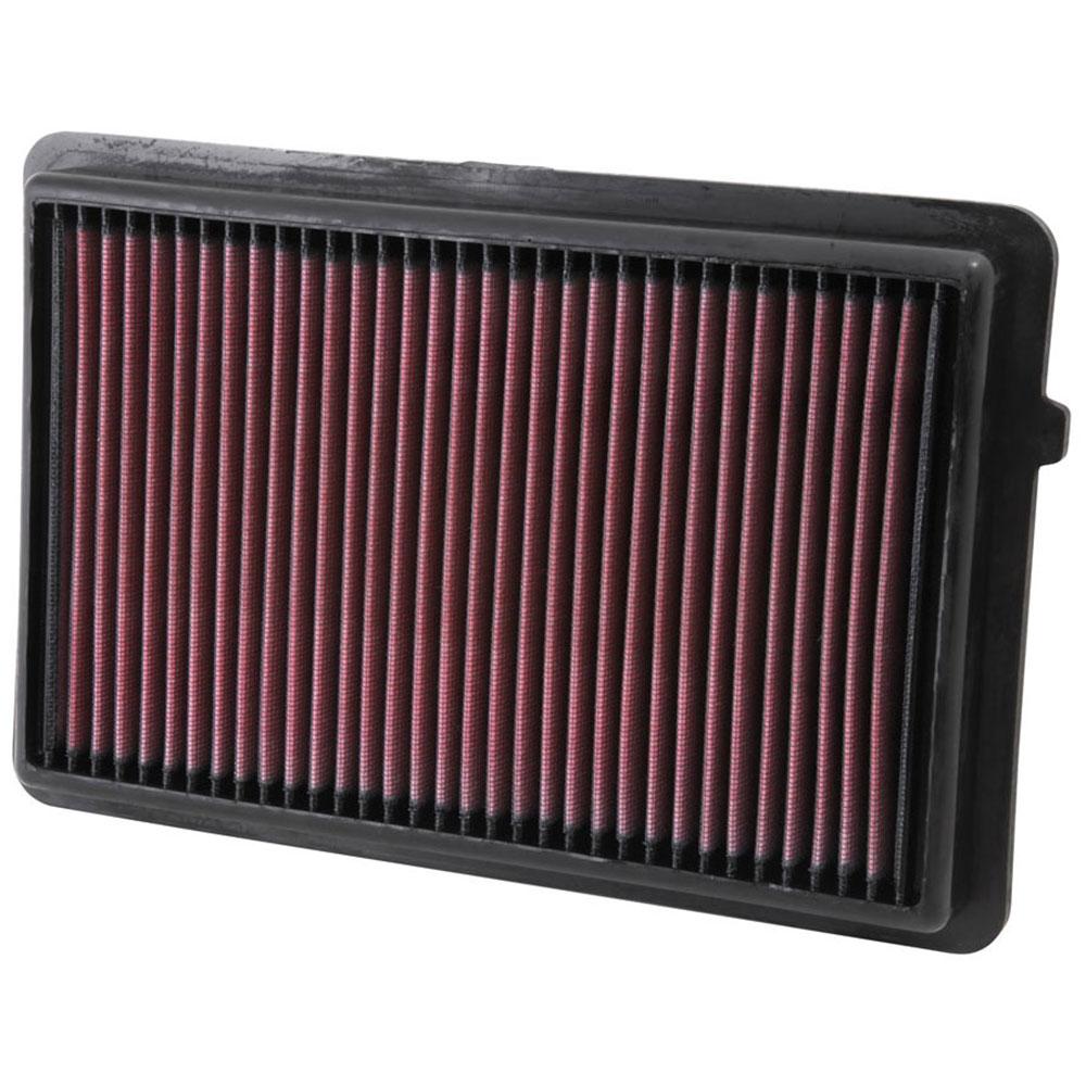 2013 Acura RDX Air Filter 3.5L Engine 47-21349 KN
