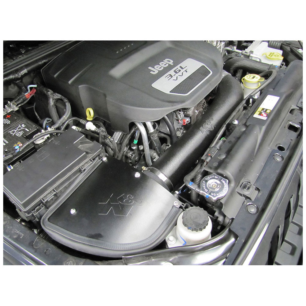 2014 jeep wrangler air intake performance kit 3 6l engine w o ca emissions 63 series. Black Bedroom Furniture Sets. Home Design Ideas
