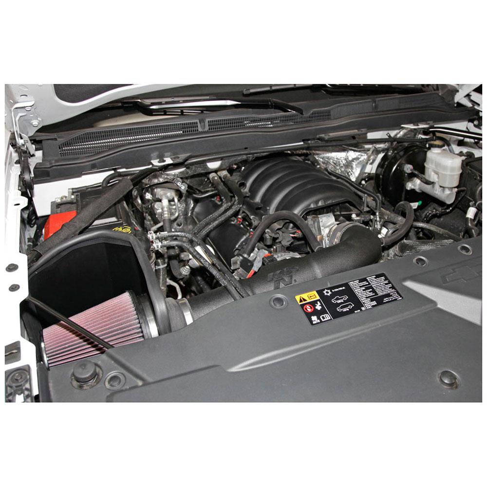 2014 gmc sierra air intake performance kit 1500 5 3l engine w o ca emissions 63 series. Black Bedroom Furniture Sets. Home Design Ideas