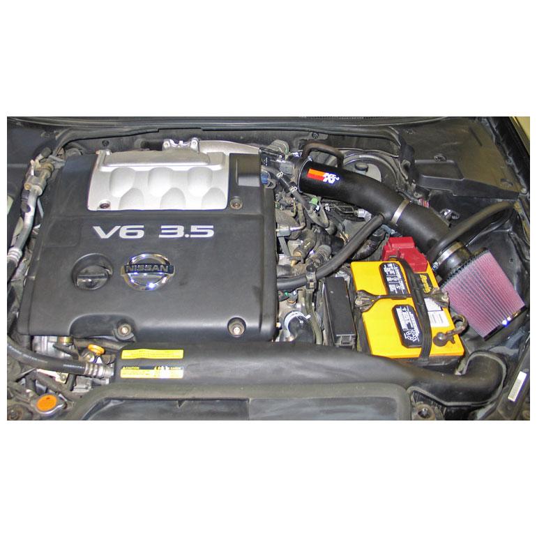 2004 nissan maxima air intake performance kit 3 5l engine. Black Bedroom Furniture Sets. Home Design Ideas