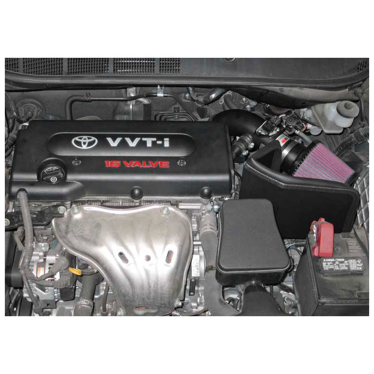 2008 toyota camry air intake performance kit se 2 4l engine w o ca emissions 69 series. Black Bedroom Furniture Sets. Home Design Ideas