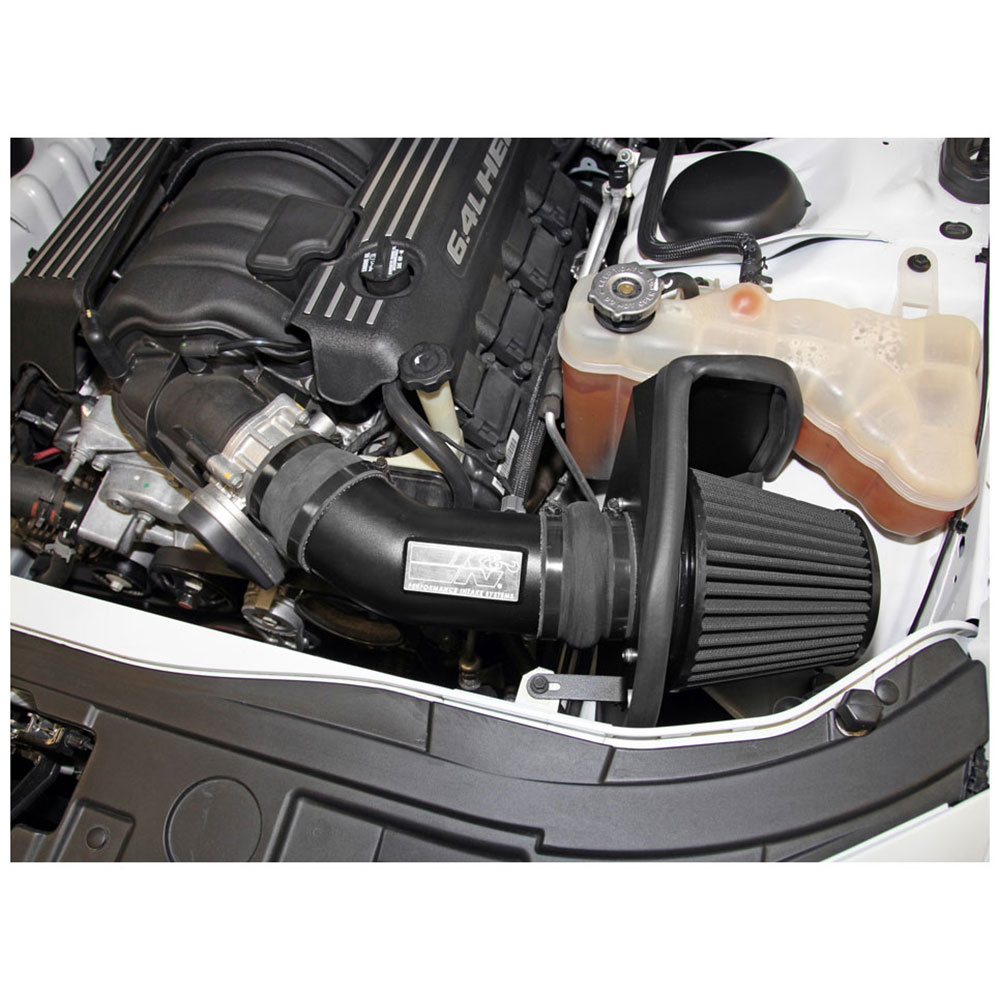 Air intake performance kit