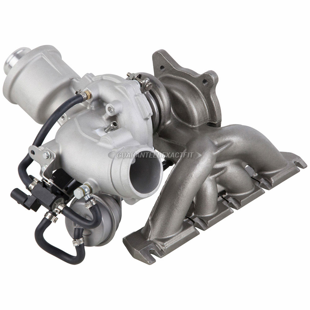 Turbocharger and Installation Accessory Kit
