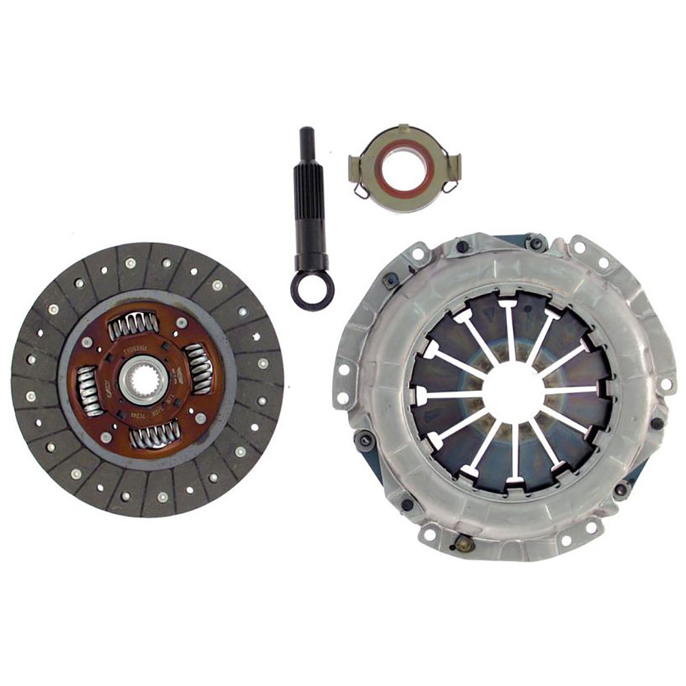 Geo Prizm Clutch Kit